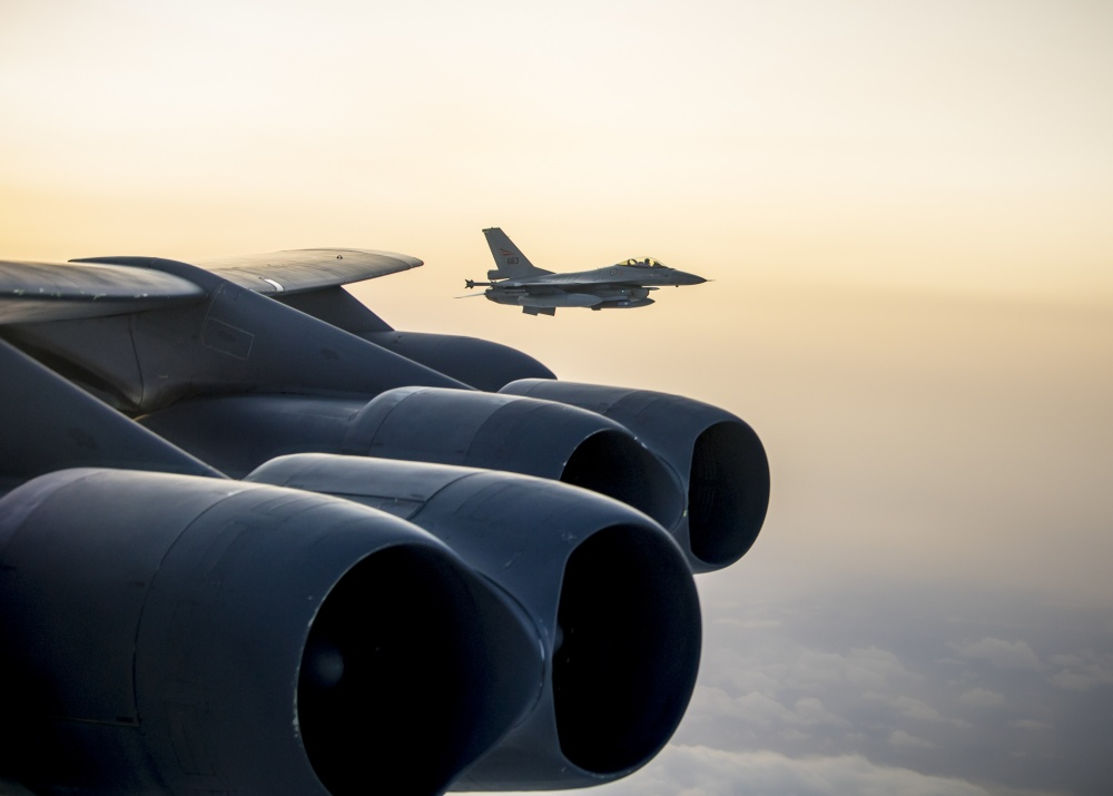 U.S. Air Force Buying Over 600 New Engines That Will Keep The B-52 Bomber Flying for 100 Years