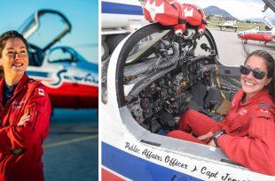 A Tribute To Captain Jennifer Casey Killed In Snowbird Jet Crash