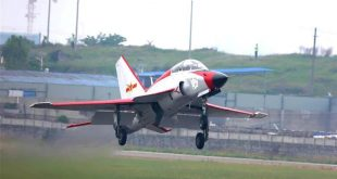 Chinese New JL-9 Naval Trainer Aircraft Has Conducted Maiden Flight
