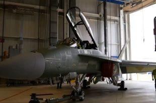 Boeing Rolls Out First F/A-18 Block III Super Hornet Fighter Jet