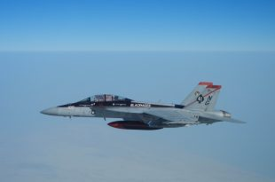U.S. Navy F/A-18F Super Hornet Returns To Flight-After Being Grounded For 8 Years