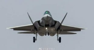 Latest Shots Of FC-31 Stealth Fighter Provide Insights About New Capability