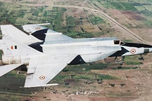 That Time An Indian Air Force MiG-25 Foxbat Triggers A Sonic Boom Over Islamabad