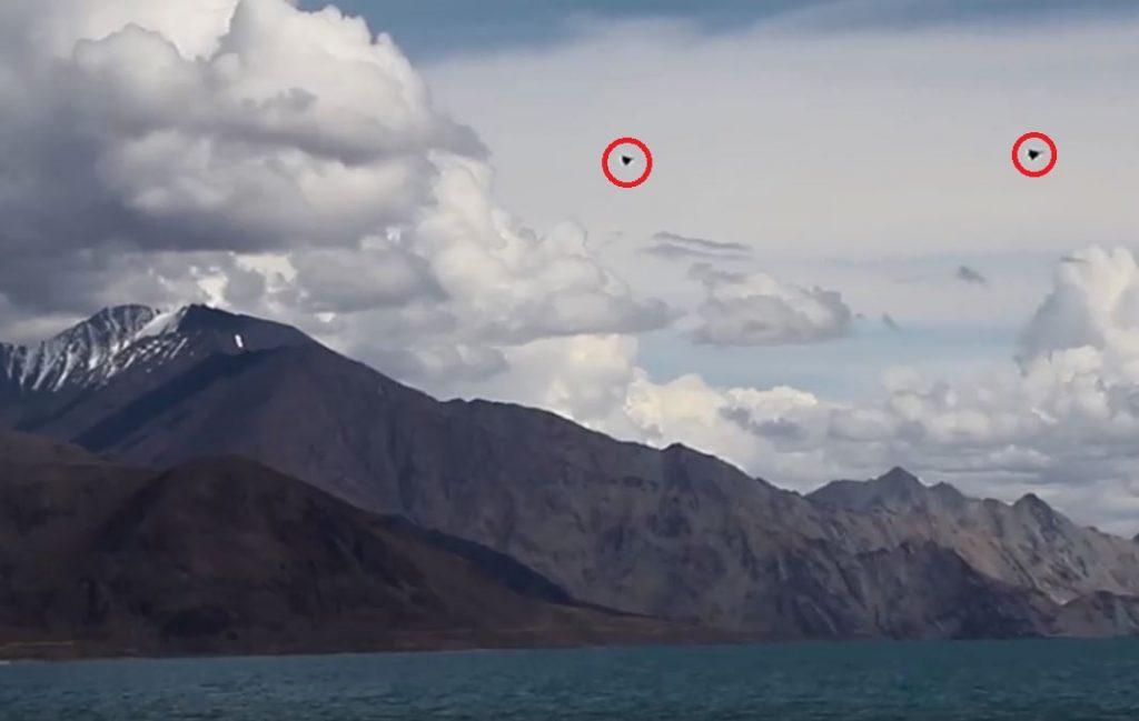 IAF Mirage 2000 Scrambled After PLAAF J-11 Were Vectored Over Ladakh Near LAC