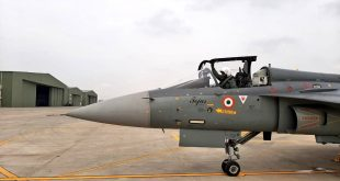 Indian Air Force Operationalise Second LCA Tejas Squadron By Inducting First FOC Standard Jet