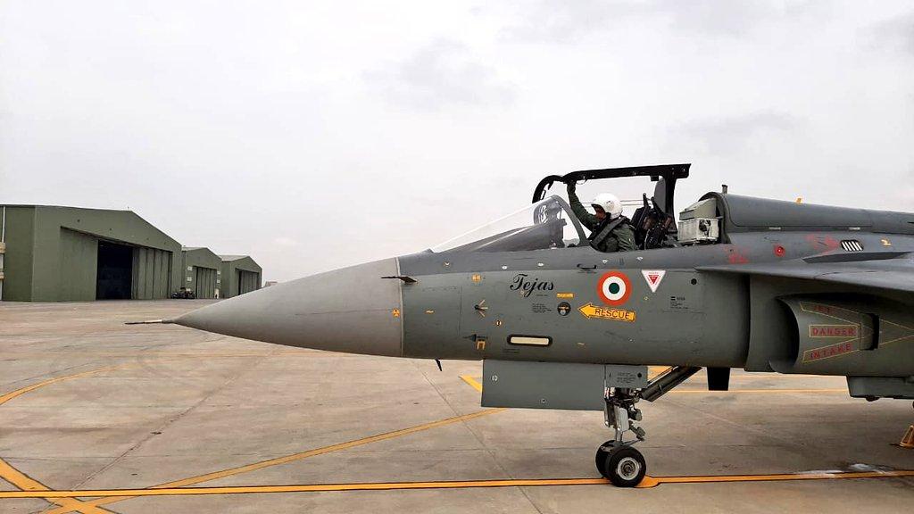 India Approves $6.5 Billion Deal For 83 HAL Tejas  Fighter Jets