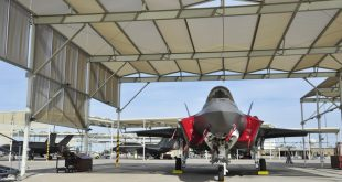 Turkey Says It Is Still Delivering Parts For F-35 Lightning II Fighter Jets