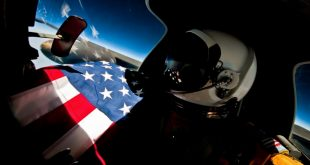 U.S. Air Force U-2 Spy Plane Gets Its First Reservist Pilot After 65 Years
