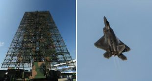 Venezuelan Air Defences Claims To Detect Approaching F-22 Stealth Fighters Jet