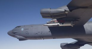 U.S. Air Force B-52 Carrier Aircraft Accidentally Dropped Hypersonic Test Missile