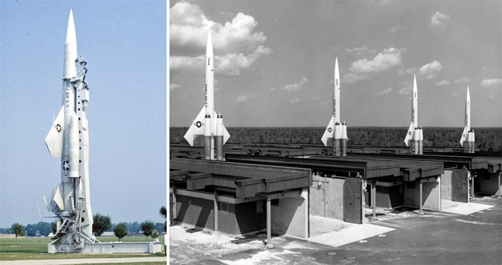 BOMARC Missile Accident: 60 Years Ago Today A Nuclear Missile Was Exploded At U.S Air Force Base