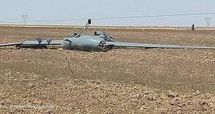 Algerian Air Force Chinese-made CASC CH-4B Drone Crashed Near Wilaya d'Oum el-Bouaghi