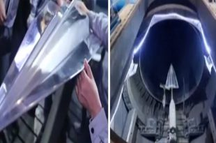 China's Classified Hypersonic Strike Weapon Scramjet Engine Set New Record During Testing