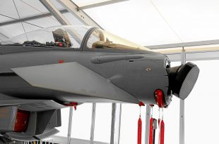 Royal Air Force Eurofighter Typhoons Getting Next-generation Radar