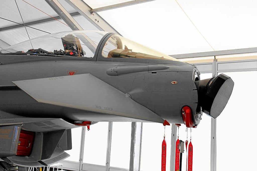 German and Spanish Eurofighter Typhoon Will Receive Next-generation Fighter Jet Radar