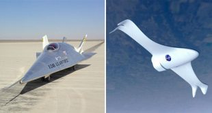U.S. Air Force Interested In Morphing Aircraft & Lifting Body Missile Airframe Designs For Its Future Long-range Air-to-air Missiles