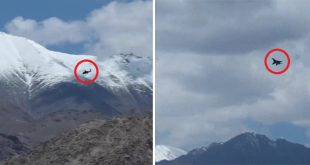 Alleged Photos Shows IAF Deploys New AH-64E Apache Attack Helicopters & Upgraded MiG-29 Fighter Jet In Ladakh