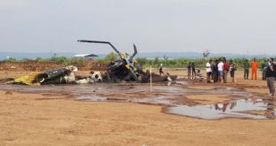 Indonesian Army Mil Mi-17V-5 Helicopter Crashed In Central Java, 4 Dead & 5 Injured