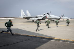 Japan Air Self Defense Force Fighter Jets Intercepted Chinese Military Aircraft 675 Times In Last YearJapan Air Self Defense Force Fighter Jets Intercepted Chinese Military Aircraft 675 Times In Last Year