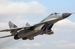 Russia Delivered Second Batch Of Advanced MiG-29 Fulcrum Fighter Jets To Syria