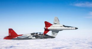 U.S. Air Force T-7A Red Hawk Advanced Jet Trainer Passes Critical Design Review