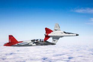 U.S. Air Force T-7A Red Hawk Advanced Jet Trainer Passes Critical Design Review