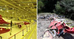 Turkey TAI Hürkuş Trainer Aircraft Crashes During Test Flight