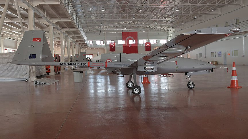 Azerbaijan To Buy Combat Drones From Turkey