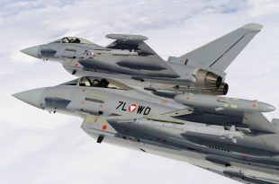 Indonesia Considering Buying Second Hand Eurofighter Typhoons To Avoid U.S Sanctions