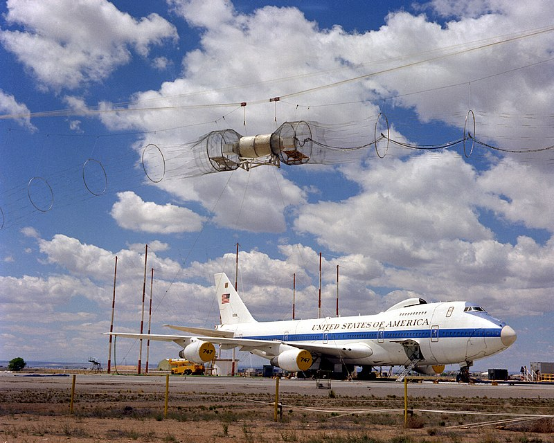 Her's Air Force Doomsday Plane Capable Of Surviving A Nuclear Blast