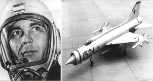 58 Years Ago Today Soviet Pilot Flying Mikoyan-Gurevich E-152 Set The World Record For Speed