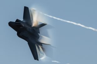 Here's Why F-35 Pilots Are Not Allowed To Fly Stealth Fighter Jet At Supersonic Speeds For Long Duration