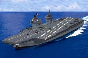 France To Start Developing Next-Gen 'PANG' Aircraft Carrier To Replace Charles de Gaulle