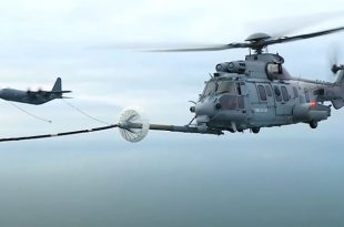 French Air Force Can Now Conduct Long-range Helicopter Operations With Mid-Air Refuelling Capability