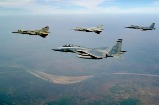 Boeing Eyeing India As Potential Advanced F-15 Eagle Customer