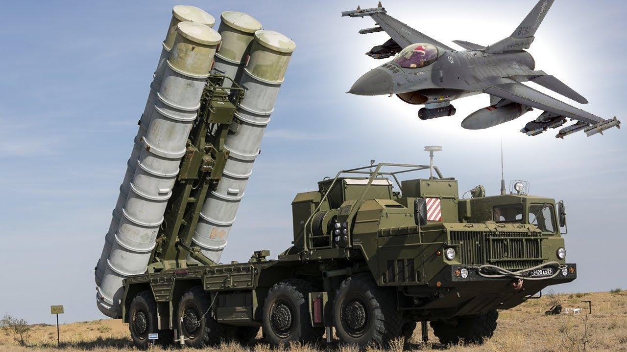 India's S-400 Missile System Could Detect Pakistan Air Force F-16s At Long Range | Fighter Jets World