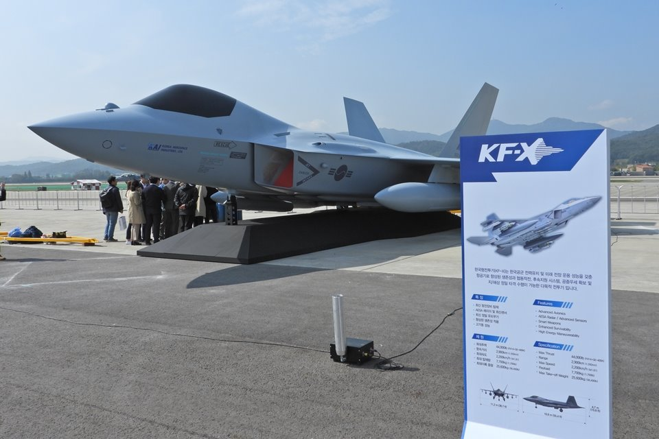 South Korea To Develop New Supersonic Air-to-surface Missile For Next-gen KAI KF-X Fighter Jet