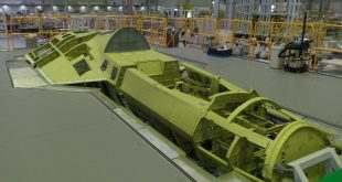 Korea Aerospace Industries Releases Image Of Fuselage Of First KAI KF-X Fighter Jet
