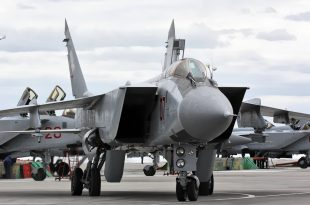 How Corrupt Russian Civil Servant Sold Four MiG-31 Foxhound Interceptor Aircraft For $2 Each