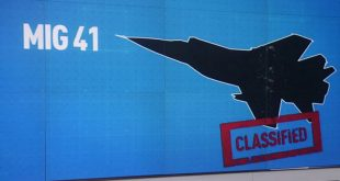Russia's Confirms The Development Of Next-Generation Long-range Interceptor To Replace An Aging Fleet Of MiG-31 Fighter Jets