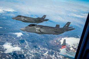 New F-35 Stealth Coating Vs Old F-35 Stealth Coating