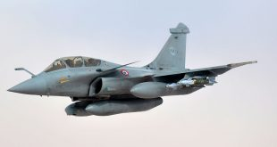 Unknown Foreign Airforce Rafale Jets Allegedly Attack Turkish Targets In Al-Wataya Airbase