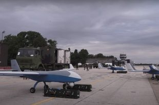 Serbia Becomes First European Country To Receive Armed Drones From China