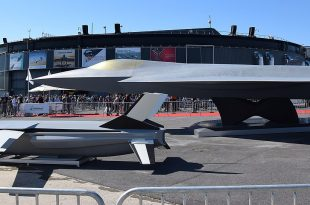 Sixth Generation Fighter Jet To Be Equipped With Drones and Laser Weapons