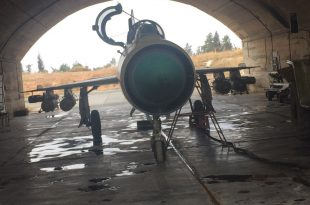 That Time Syrian Air Force Mig-21 Missle Hit Israeli Air Force F-15 During An Aerial Combat