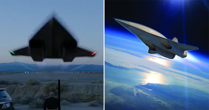 Here Are Details About Mysterious Hypersonic Aircraft Spotted In Top Gun: Maverick Trailer