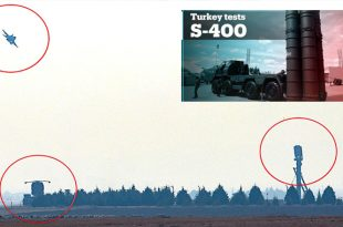 Is Turkey Testing US-made F-16s and F-4s Fighter Jets Against Russian S-400 Missile System?
