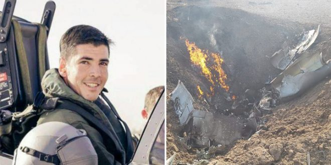 Argentine Air Force A-4M Skyhawk Attack Aircraft Crashed During Training Flight Killing Pilot