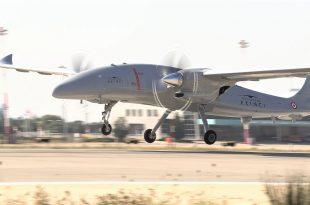 Turkish New Bayraktar Akıncı Unmanned Combat Aerial Vehicle Passes 20,000-feet Altitude Test