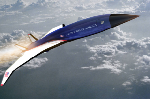 U.S. Air Force To Develop Hypersonic Military Aircraft For VIP Passenger Transport